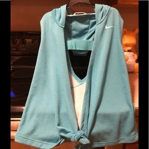 Women's New Nike Hoodie Size Large